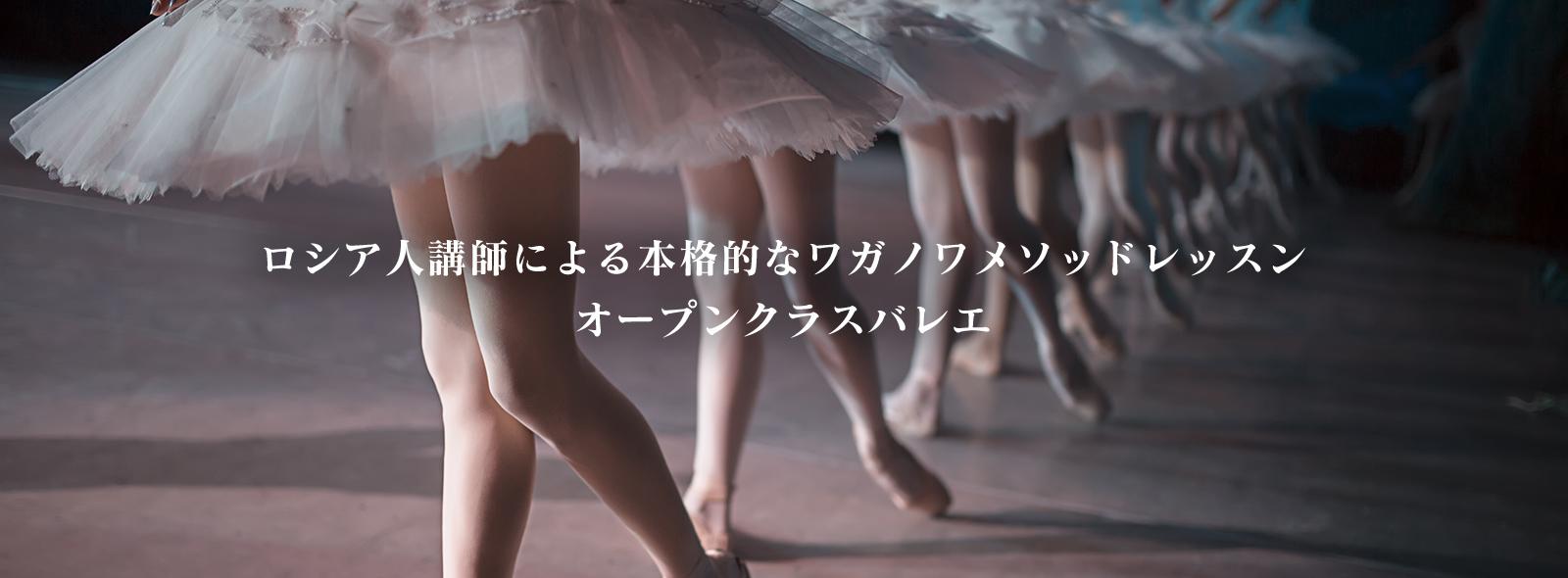 バレエスタジオ リビーナ